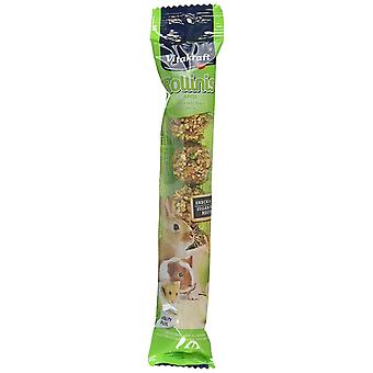 Nourriture Vitakraft Hamster collations Rollinis (Pack de 12)
