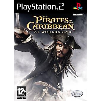 Pirates Of The Caribbean At Worlds End (PS2) - Nieuwe fabriek verzegeld