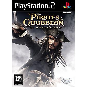 Pirates of the Caribbean At Worlds End (PS2) - Ny fabrik förseglad