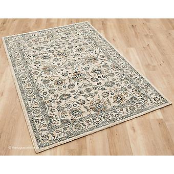Serco crème grijs tapijt