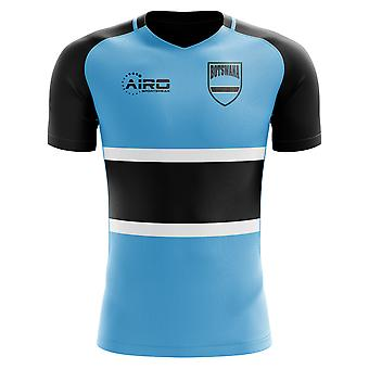 2020-2021 Botswana Home Concept Football Shirt