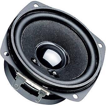 Visaton FRS 8/8 3.3 inch 8 cm Wideband speaker chassis 30 W 8 Ω