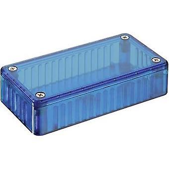 Hammond Electronics 1591 ETBU Universal enclosure 191 x 110 x 61 Polycarbonate (PC) Blue 1 pc(s)