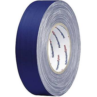 HellermannTyton HTAPE-TEX-BU-19X10 712-00200 Cloth tape HelaTape Tex Blue (L x W) 10 m x 19 mm 1 pc(s)