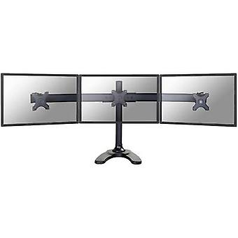 NewStar FPMA-D700DD3 3x Monitor base 25,4 cm (10) - 68,6 cm (27) Height-adjustable, Swivelling, Swivelling