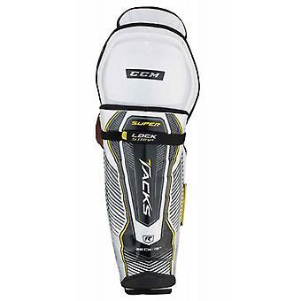 CCM Super tachas sênior de protetor de perna
