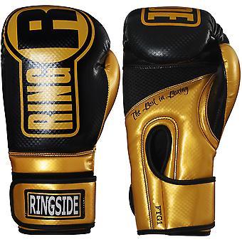 Ringu Apex Fitness torba z boksu - złoto/czarna