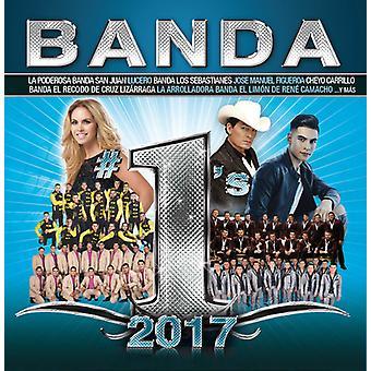 Various Artist - Banda #1s 2017 (Wm) [CD] USA import