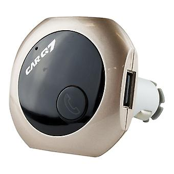 Transmisor FM con Bluetooth para car-gold