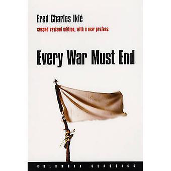 Hver krigen skal slutte (2. reviderede udgave) af Fred Charles Ikle - 97802
