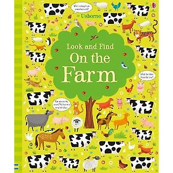 Look and Find on the Farm by Look and Find on the Farm - 978147494159