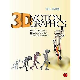 3D animacje 2D artystów - zdobywanie trzeci wymiar przez
