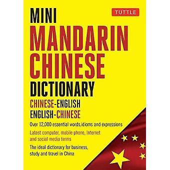 Mini Mandarin kinesisk ordbog - kinesisk-engelsk engelsk-kinesisk af
