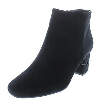 نيككي النسائي الفاني مغلقة إصبع القدم الكاحل أحذية أزياء