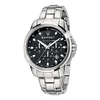 Maserati Herrenuhr Successo chronograph R8873621001