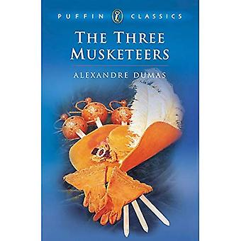 The Three Musketeers (Puffin Classics) [Abridged]