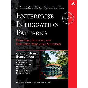 Enterprise Integration Patterns : Conception, construction et déploiement de Solutions de messagerie (Addison Wesley Signature Series)