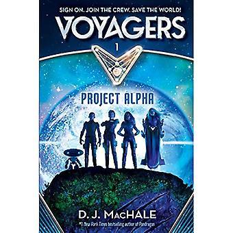 Reizigers: Boek 1: Project Alpha