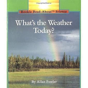Vad är vädret idag?