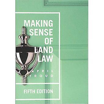 Making Sense of Land Law