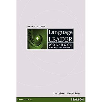 Language Leader Pre-Intermediate: Workbook with Key and Audio CD Pack