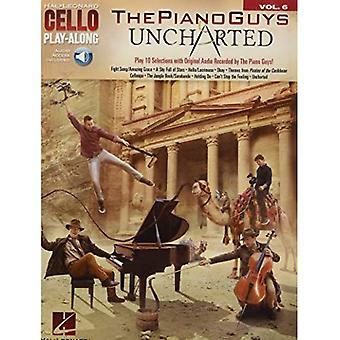 Cello Play Along: Piano Guys Uncharted Volume 6: The Piano Guys Uncharted (Hal Leonard Cello Play-Along)