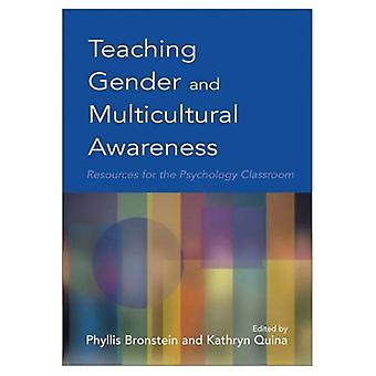 Undervisning kön och mångkulturell medvetenhet: resurser för psykologi klassrummet