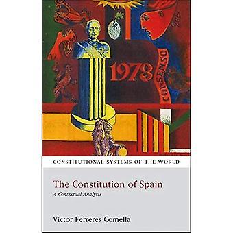 Konstitutionen av Spanien