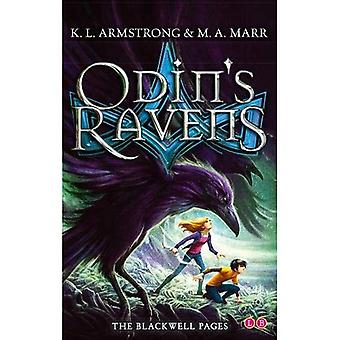 The Blackwell Pages: 02 Odin's Ravens