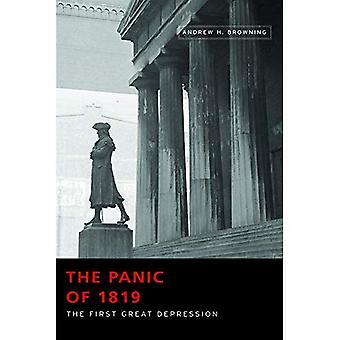 Panik av 1819: den första stora depressionen