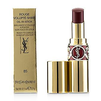 Yves Saint Laurent Rouge Volupte Shine-# 85 Bourgondië liefde-3.2 g/0.11 oz
