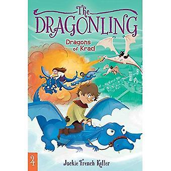 Dragons de krad (le Dragonling)