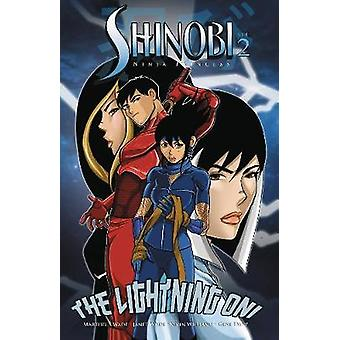Shinobi - Ninja Princess V2 - Lightning Oni by Martheus Wade - 97816322
