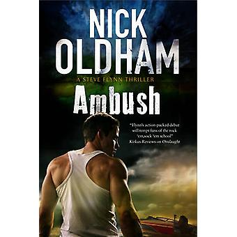 Ambush - A thriller set on Ibiza by Nick Oldham - 9781847517395 Book