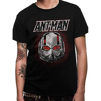 Ant-Man And The Wasp Unisex Adults Vintage Mask Design T-Shirt