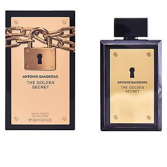 Antonio Banderas de aur secret EDT Spray 200 ml pentru barbati