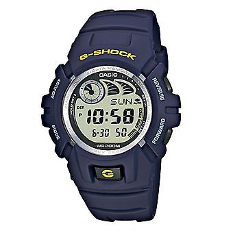 Casio G-Shock Men's Blue Alarm Chronograph Watch G-2900F-2VER
