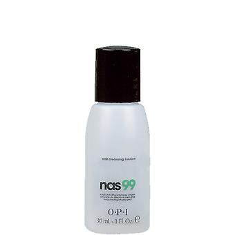 OPI Nail Treatment - NAS 99 Nail Cleansing Solution 30ml (SD 301)