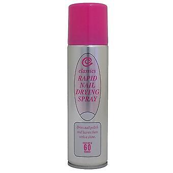 Classics Fast Drying Nail Varnish Spray
