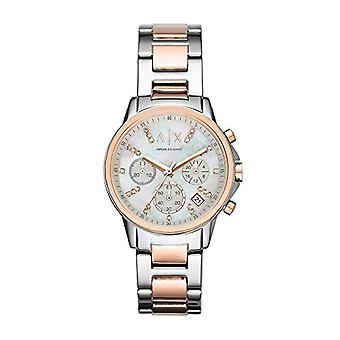 Armani Exchange Clock Woman ref. AX4331 function