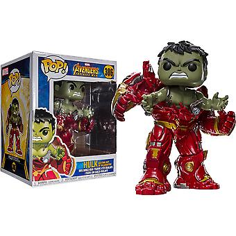 Avengers 3 Hulk Busting Out of Hulkbuster US 6
