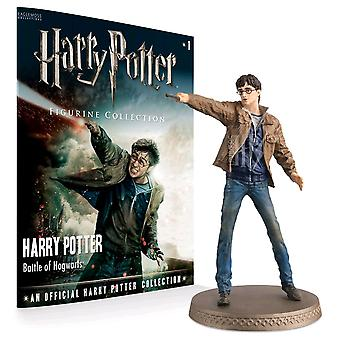 Harry Potter Harry (Scena di battaglia) 1:16 Figura & Rivista