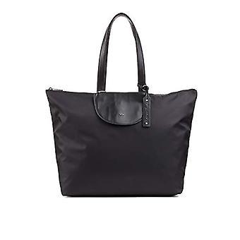 Fritzi aus Preussen Morgan Hil - Black Women's Shoulder Bags (Black) 38x15.5x35 cm (W x H L)