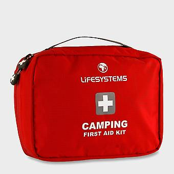 New Life Systems Camping First Aid Kit - DofE Outdoors Camping Red