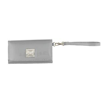 Danielle Mini Cosmetics Clutch Bag Makeup Case - Grey