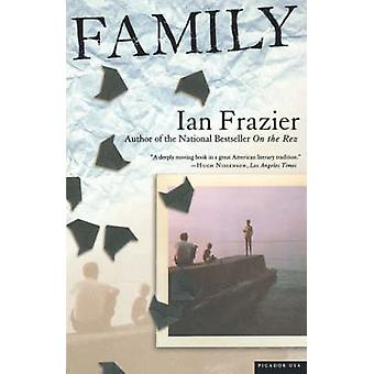 Family by Ian Frazier - 9780312420598 Book