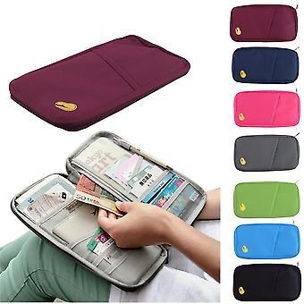 Travel wallet Pass Case Organizer wallet Pass different colors