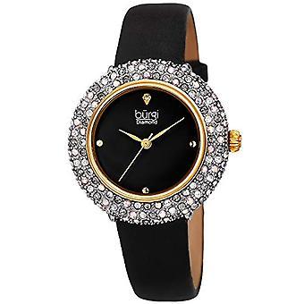 Burgi Clock Woman Ref. BUR227BK
