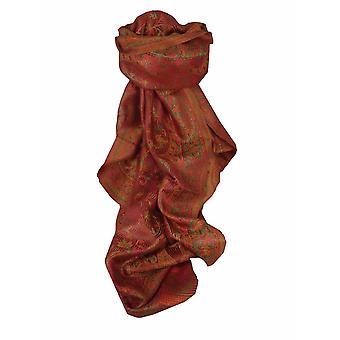 Miesten Jamawar Premium silkki huivi kuvio 5859by Pashmina & silkki
