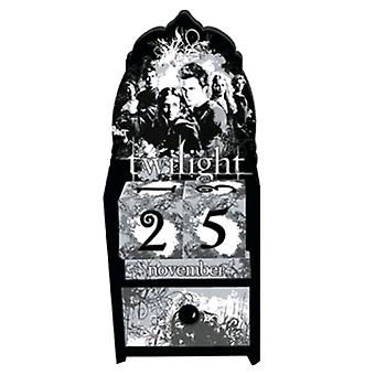 Twilight Calendar Wooden (Bella & Cullens)